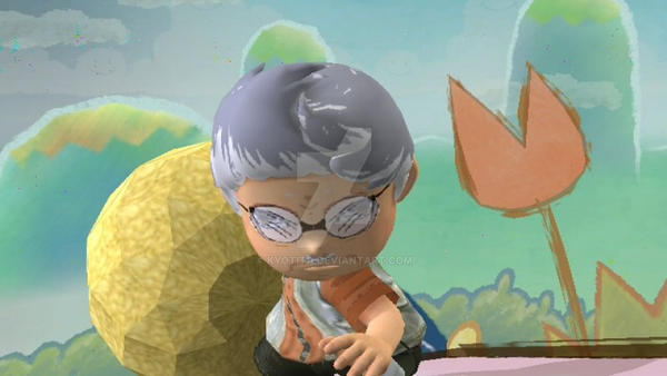 Professor Gath by Kyotita