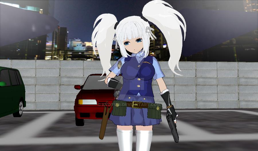Original Anime Char Matsuko by Kyotita