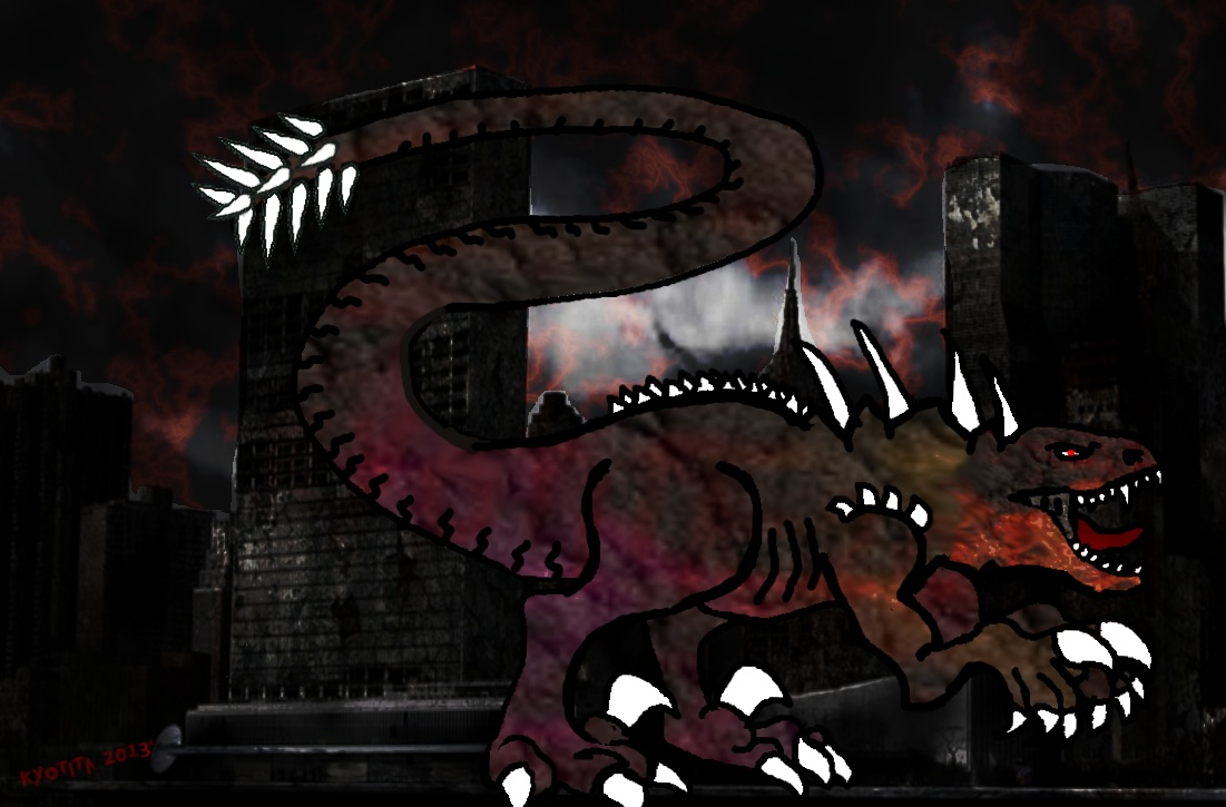 Messorinychus 2013 illustrated by Kyotita