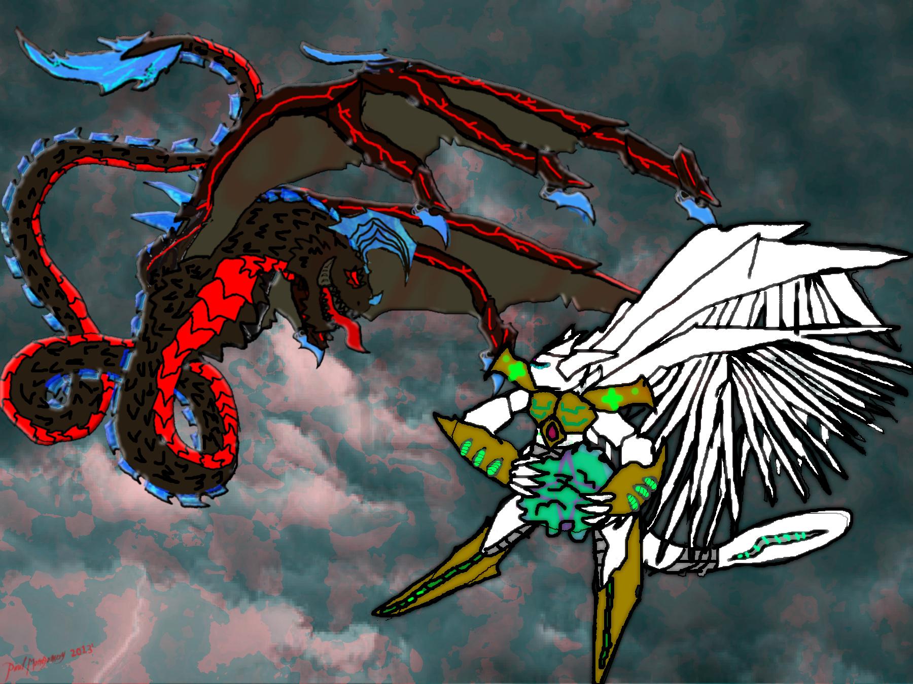 Kyotita vs Yashua by Kyotita