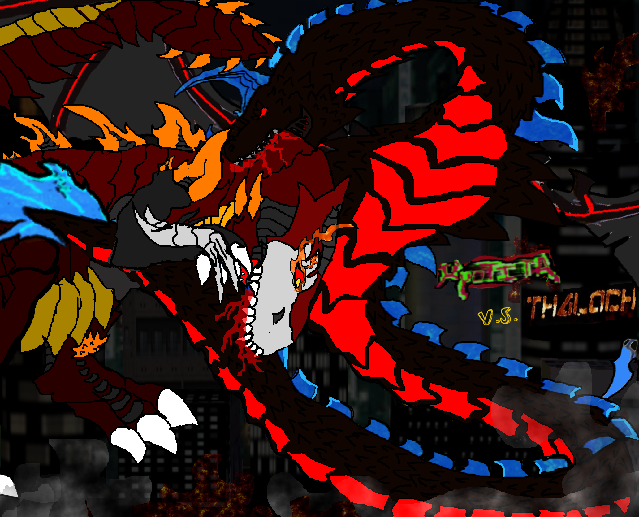 Kyotita vs Thaloch by Kyotita