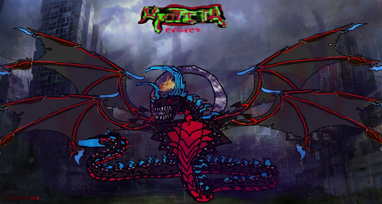 Kyotita:EVOLVED by Kyotita