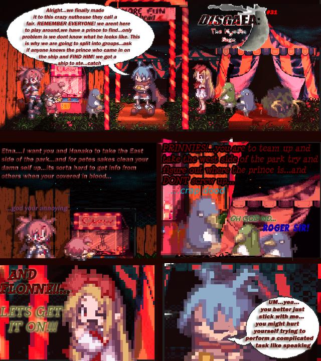 Disgaea Kyotita Comic 31 by Kyotita
