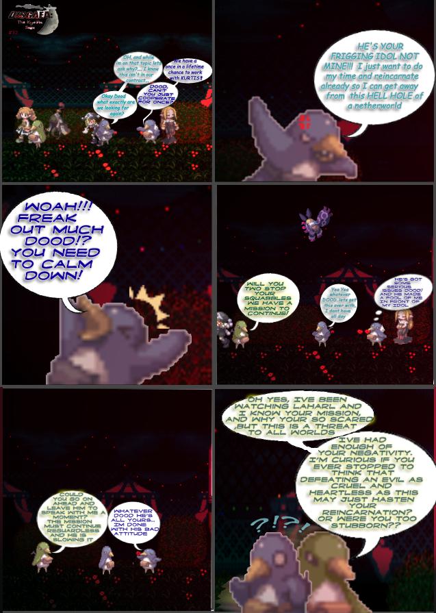 Disgaea Kyotita Comic 32 by Kyotita