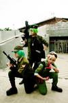 HTF Ka-Pow: Operation Rooftop