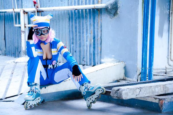 Air Gear: Noyamano Mikan by rinsuzume