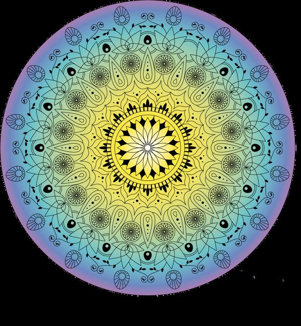 Mandala by limona1
