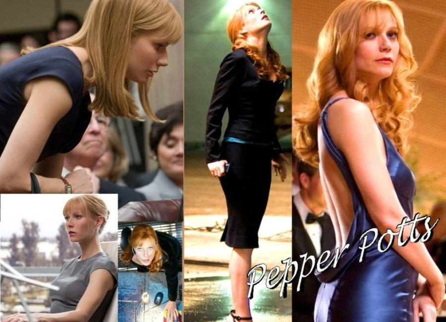 Pepper Potts Wallpaper by whenendsmeet