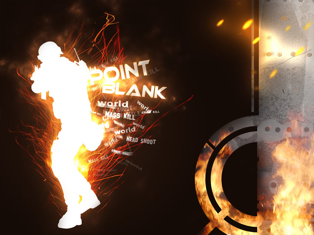 Point Blank By Caesar88 Fx On Deviantart