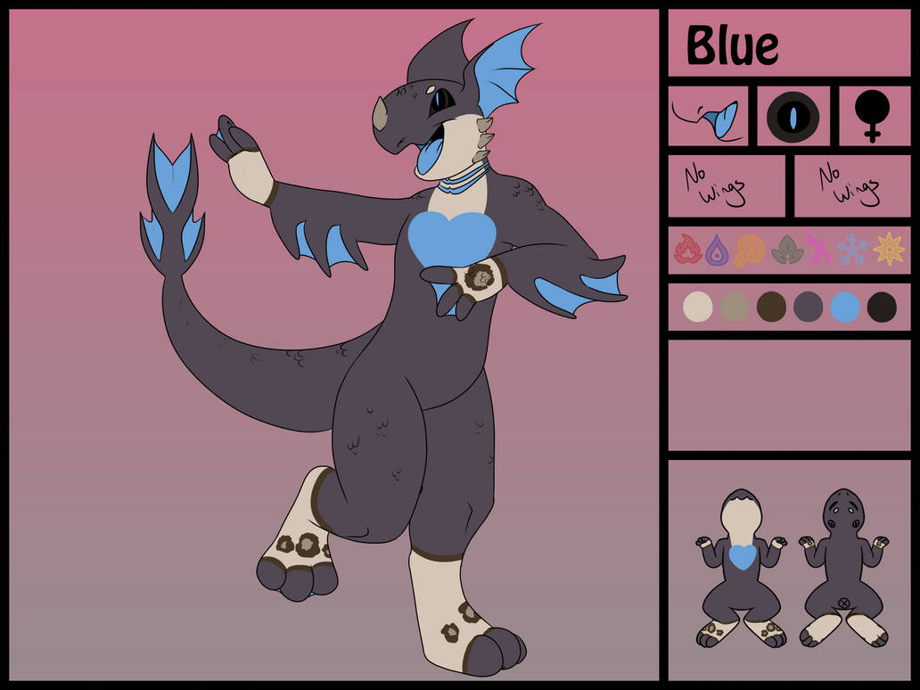 Blue Official Reference (Current)