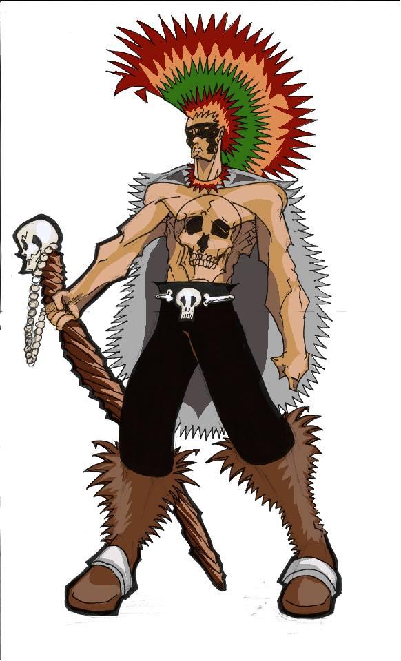 voodoo mafia by urbantrixsta
