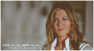 Jennifer Aniston by srab-allel