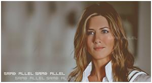 Jennifer Aniston by srab-allel