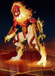 BD Elemental Lord of Fire