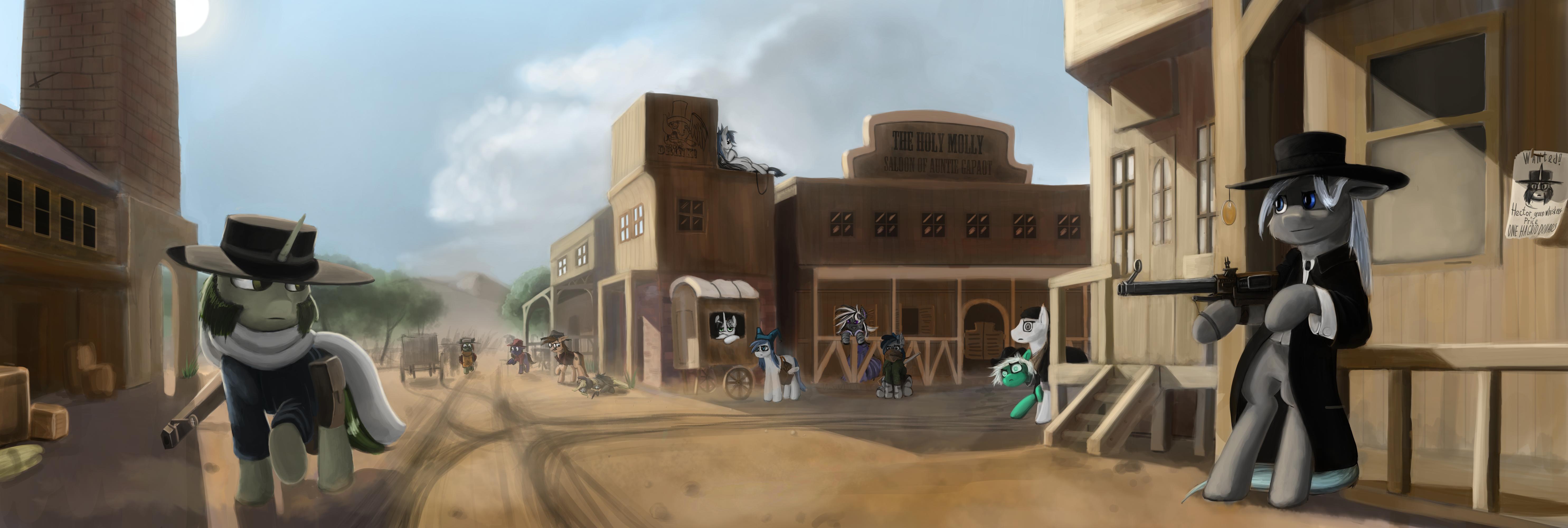 my little western by RubleGun
