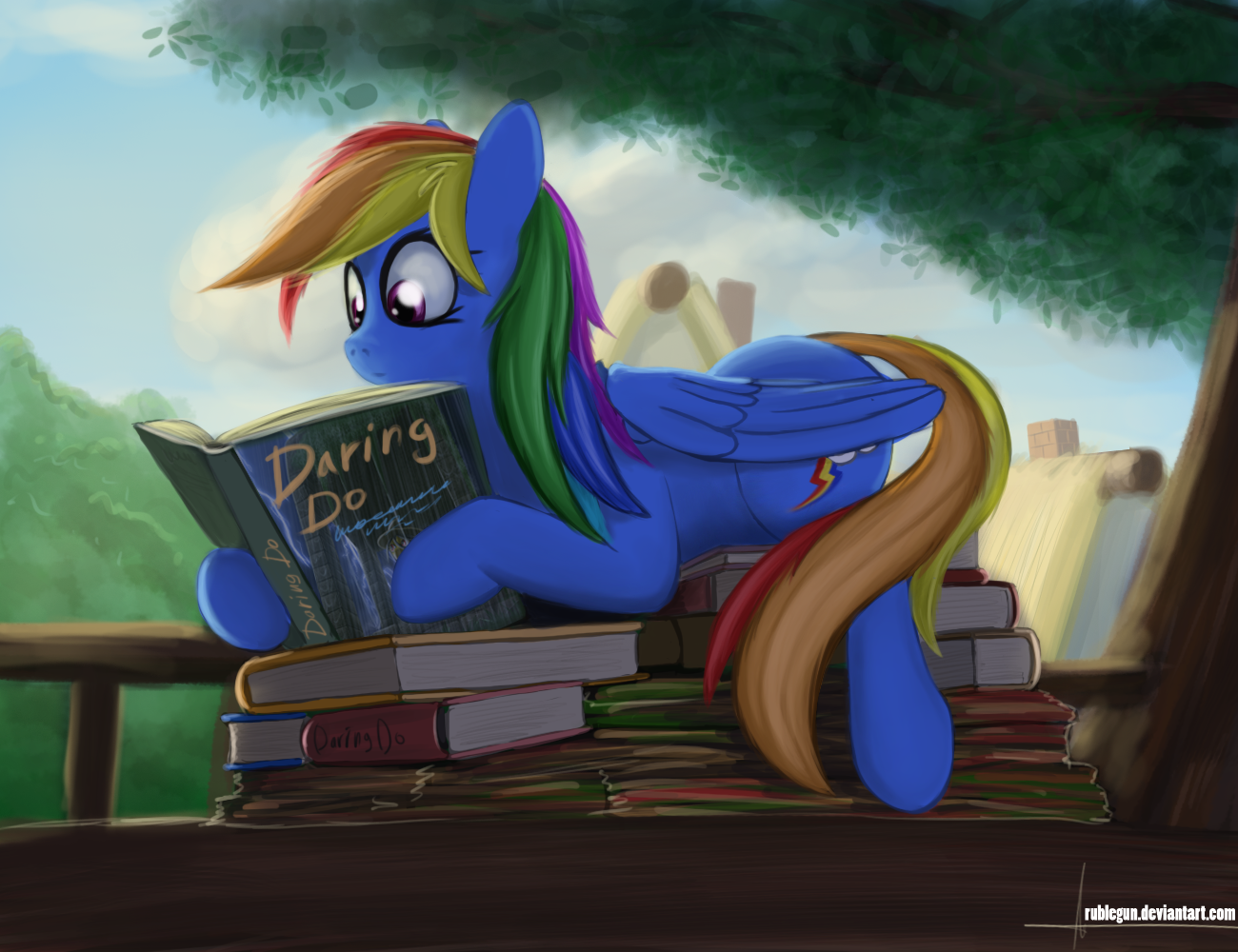 books by RubleGun