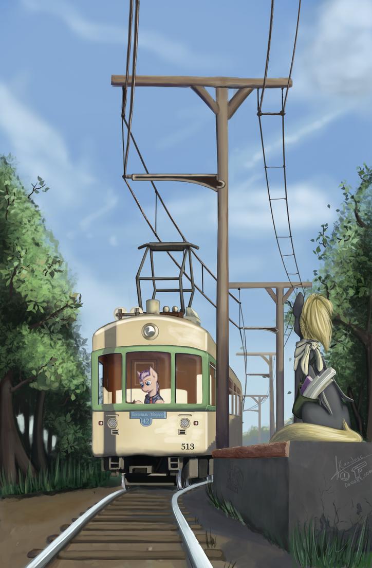 Train by RubleGun