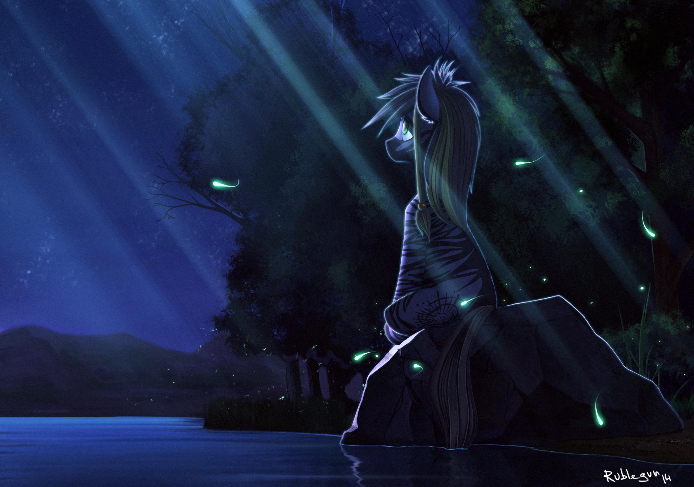 Spirits time by RubleGun