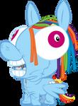 Rainbow's Rainbow Suit