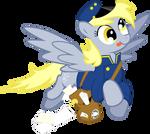 Derpy Mail Pony