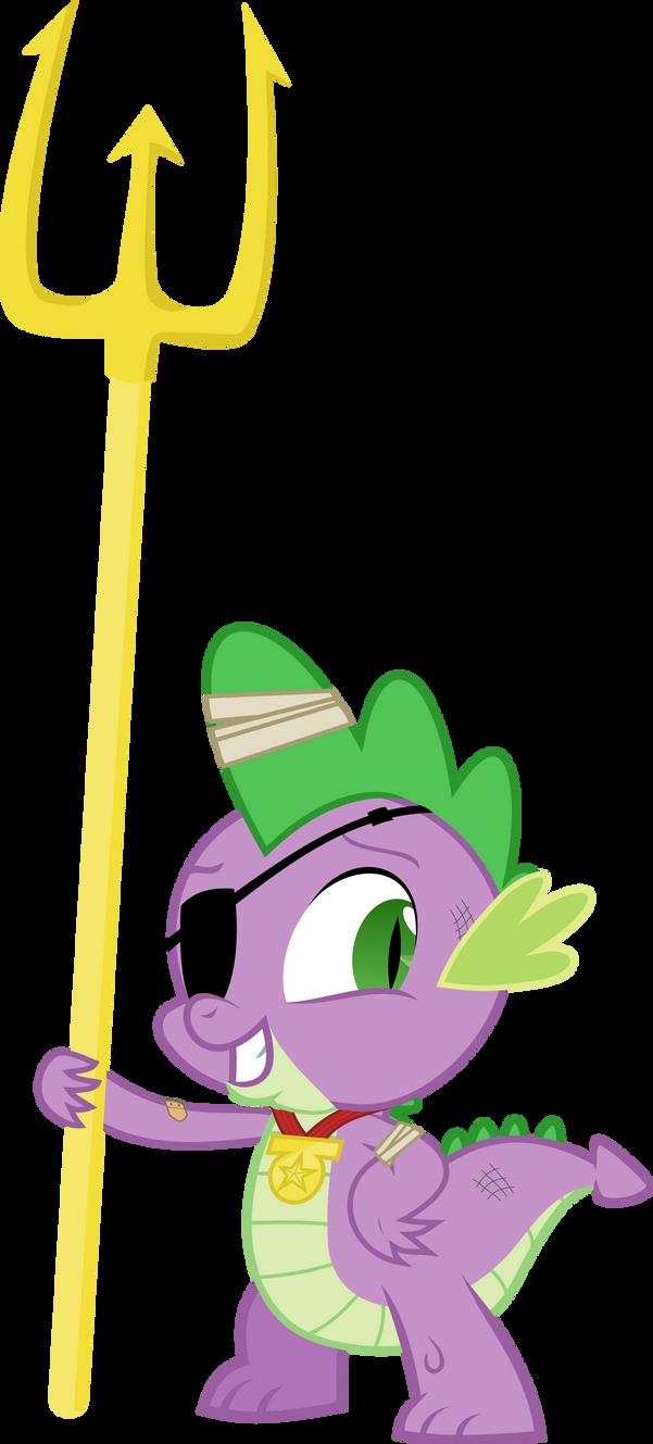 Epic Spike by masemj