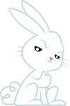 Angel Bunny Approves
