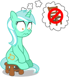 No Chairs For Lyra