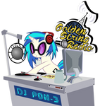 Request: DJing at Golden String Radio