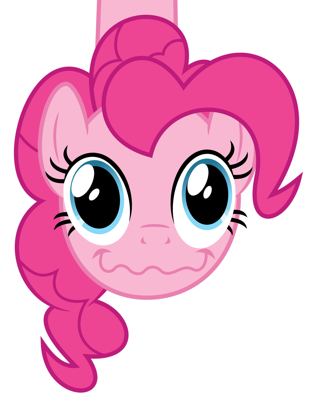 Really Happy Pinkie by masemj