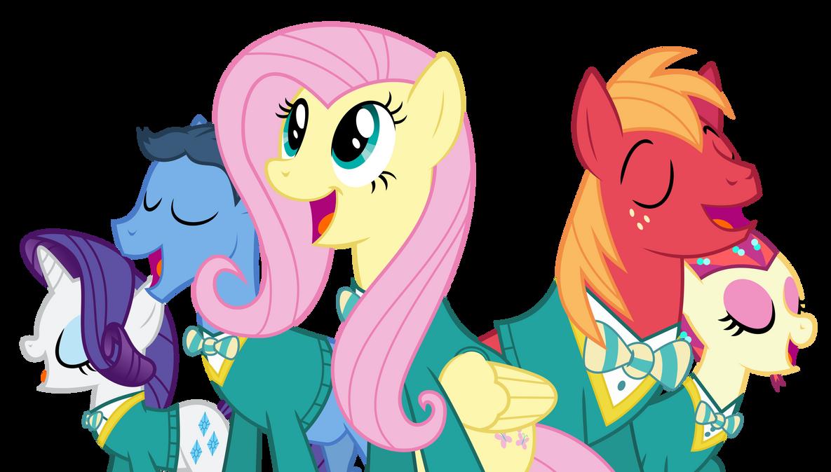 Ponytones Quintet by masemj