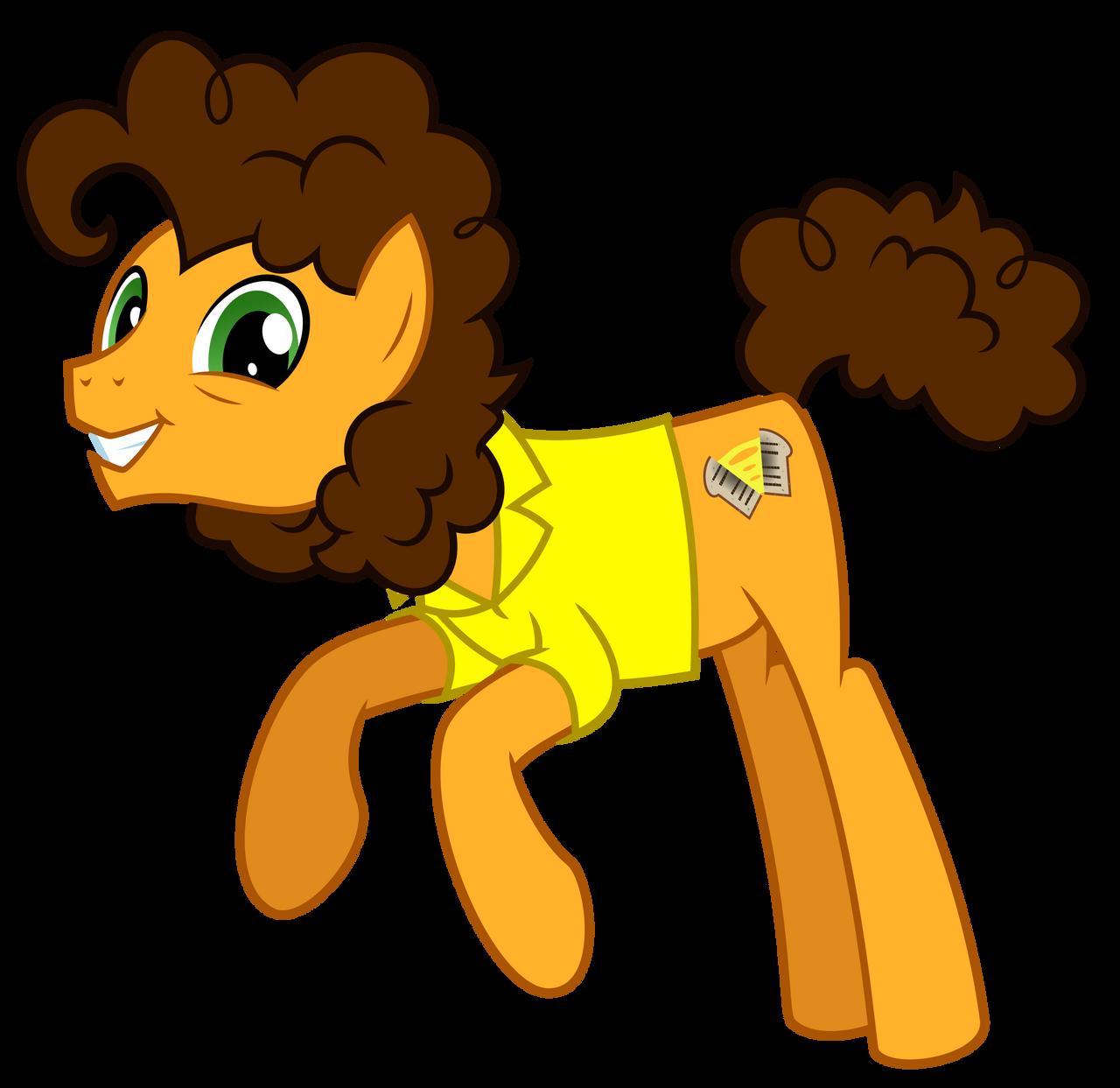 The Super Duper Party Pony by masemj on DeviantArt