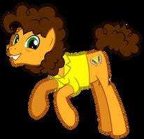 The Super Duper Party Pony by masemj
