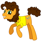 The Super Duper Party Pony