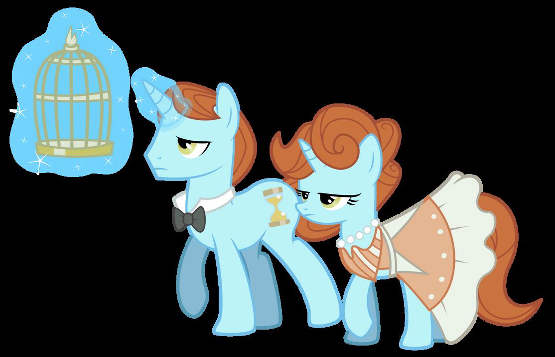 Ponies, Ponied, Will Pony by masemj