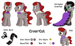 Commission: Cross-Cut Reference Sheet