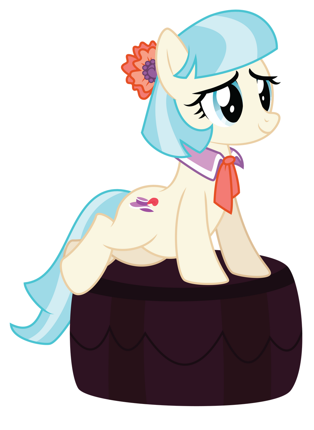 Coco Wants to be Part of the (Mane 6's) World