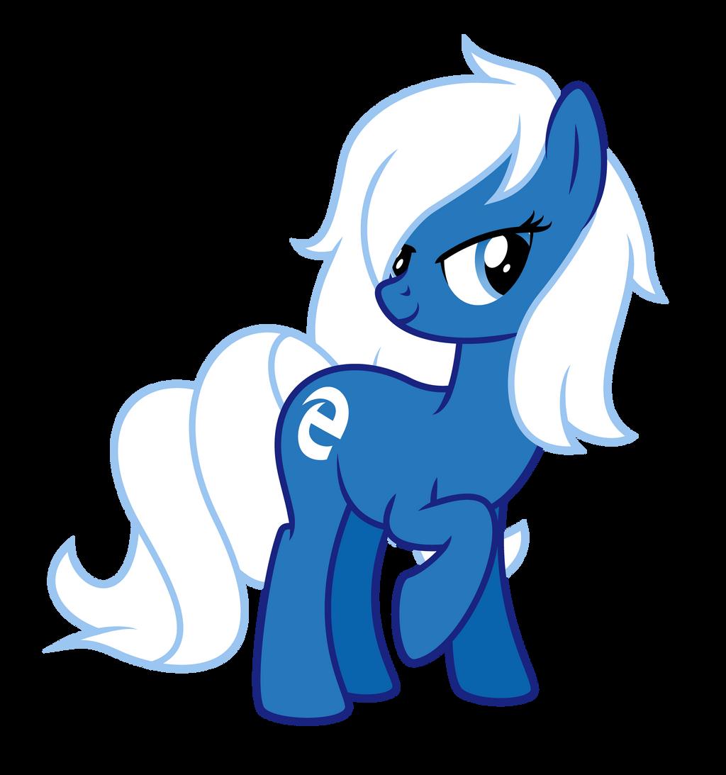 Request/Commission: Edge Pony OC