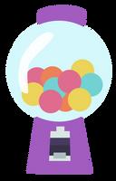Minty Bubblegum's Cutie Mark by masemj