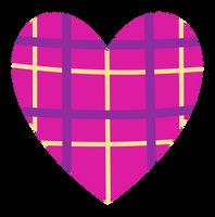 Plaid Stripes Cutie Mark by masemj