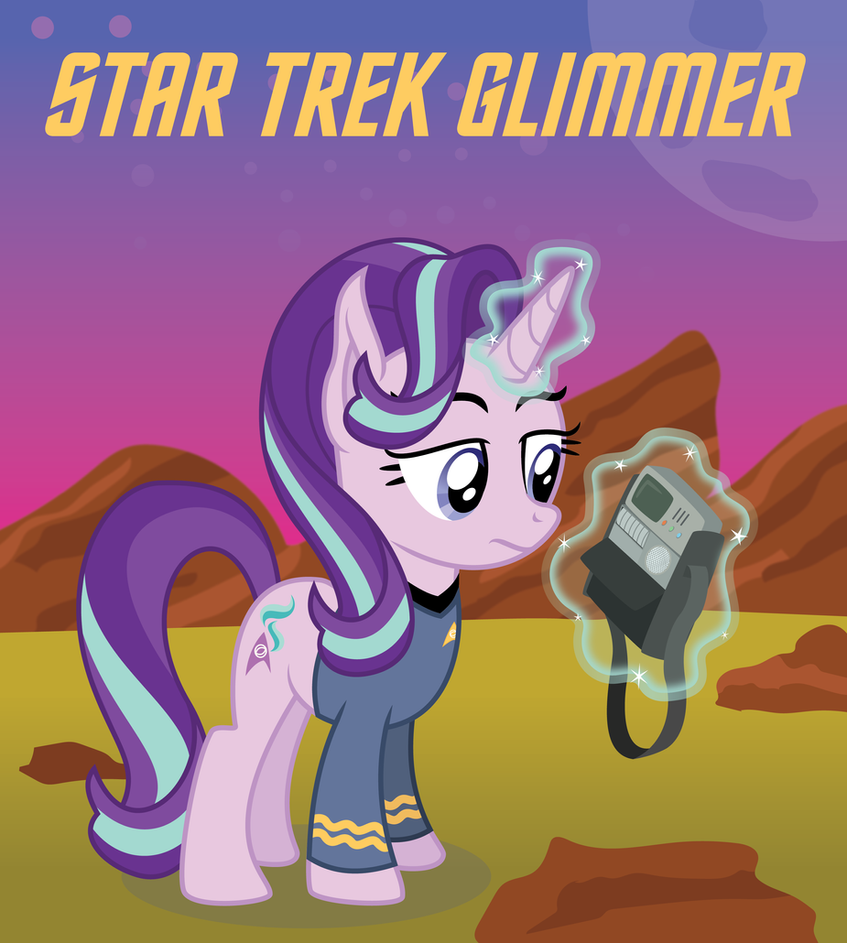 Star Trek Glimmer by masemj