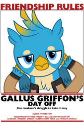 Gallus Griffon's Day Off