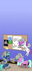 Bronycon 2019 - Pastel Pastures room sign