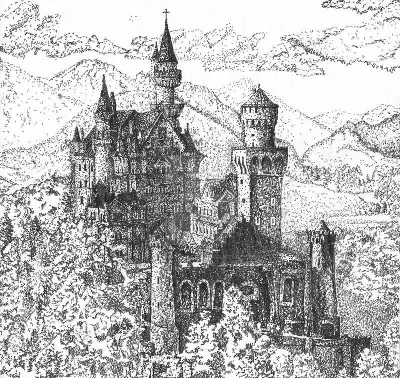 Castle by Fallenangel5772