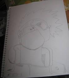Kakashi by JiraiyasStudent