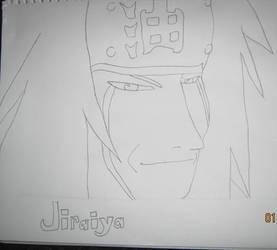 Jiraiya by JiraiyasStudent