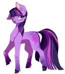 Twilight Sparkle G5 - FA [SPOILER] by xXMissTeaXx