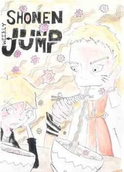 Naruto Cover Contest