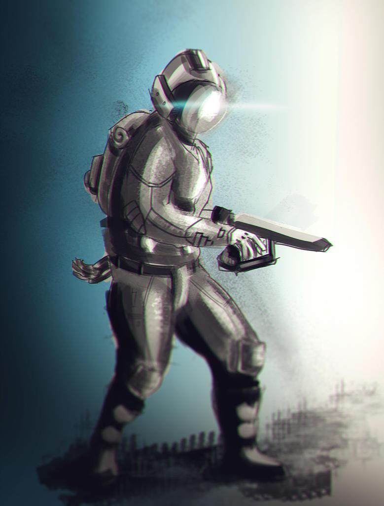 Star Trooper by MoratallaEmil