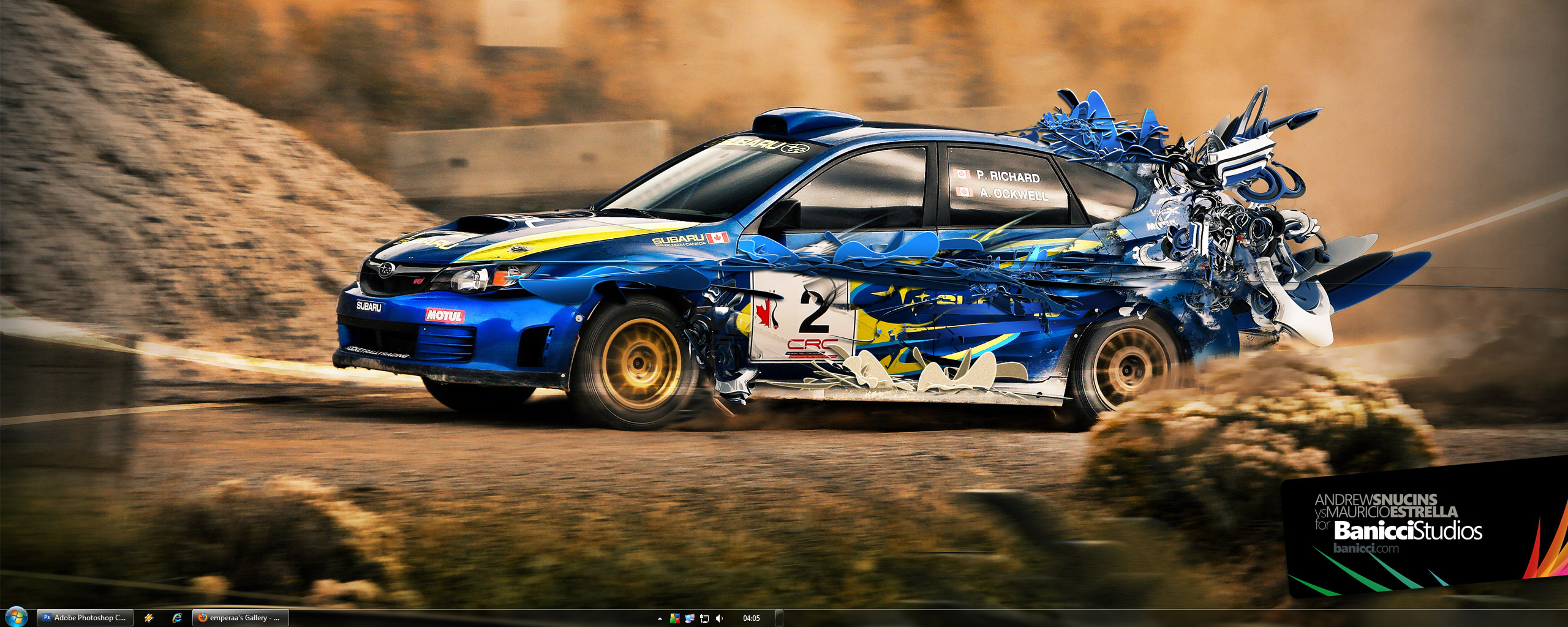 Desktop June 2010 by emperaa