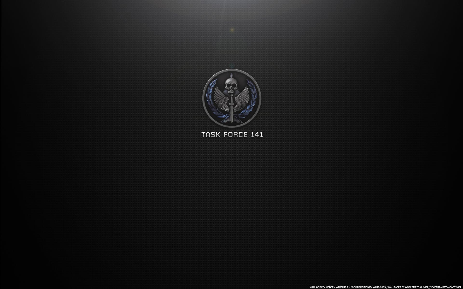 Task Force 141 by emperaa